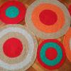 11 100x100 - Alfombra circulos rectangular