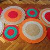 13 100x100 - Alfombra circulos rectangular
