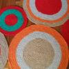 19 100x100 - Alfombra circulos rectangular