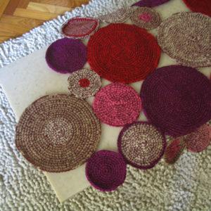 alfombra circular1 300x300 - Camino