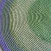 alfombra lila verde5 100x100 - Alfombra redonda