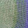 alfombra lila verde6 100x100 - Alfombra redonda