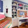 alfombras cuadradas 2 100x100 - Alfombra cuadrada a rayas