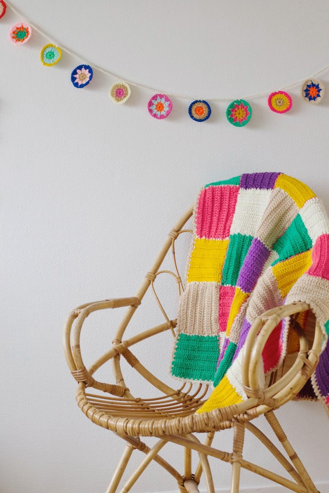 crochet infantil deco - Elige, paga y recibe tu pedido sin moverte de tu casa.