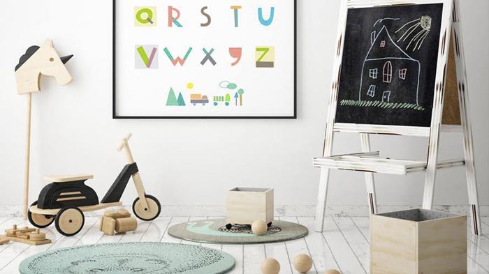 deco peques puerta al sur Montessori - Decoración Montessori en Deco Peques