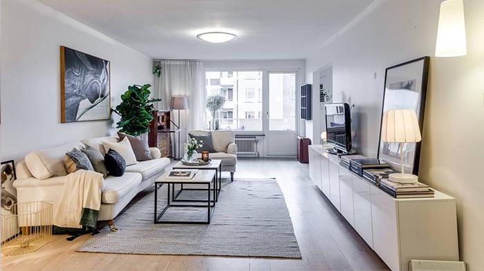 Feng Shui monoambiente - Feng Shui en un monoambiente: decoralo para que fluya la energía #HomeDecor