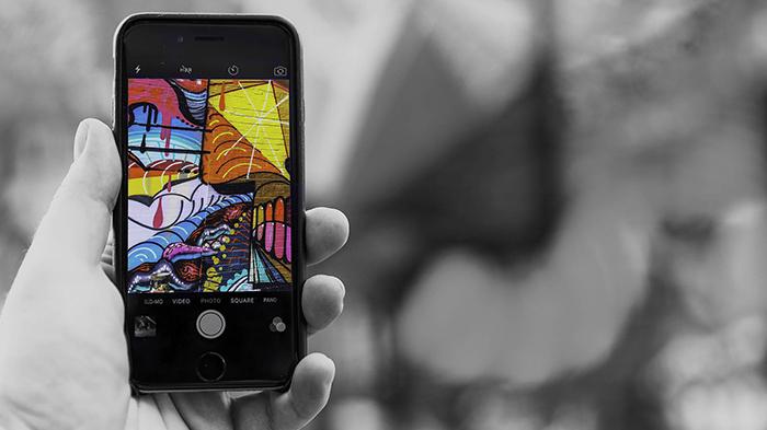 comprar arte online - Donde comprar obras de arte de formato pequeño #HomeDecor