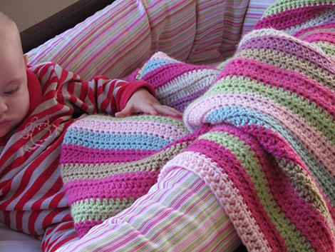 IMG 1111 - Consejos indispensables para decorar con mantas las habitaciones de los más pequeños