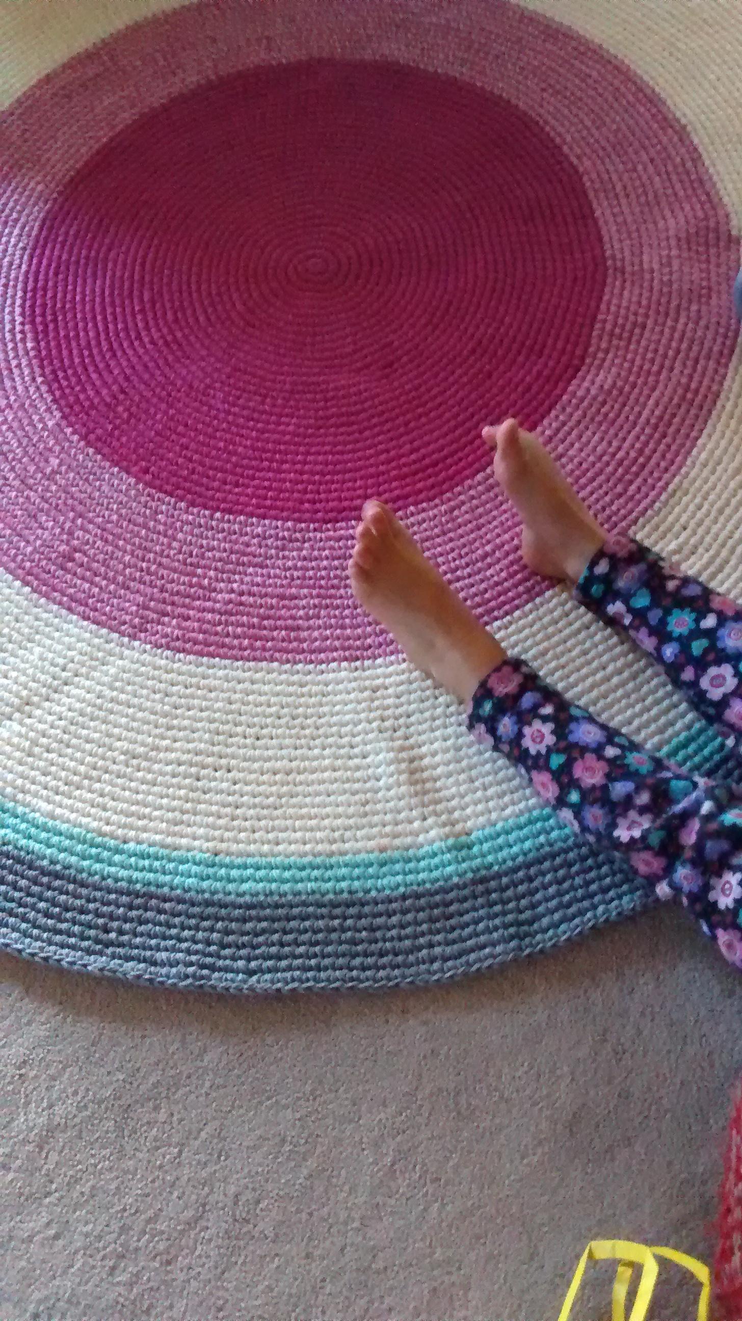 IMG 20160622 145458580 - Alfombras infantiles de varios colores